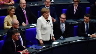 Сколько зарабатывает канцлер Германии?