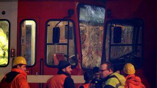 Столкновение трамваев в Кёльне: более 40 пострадавших