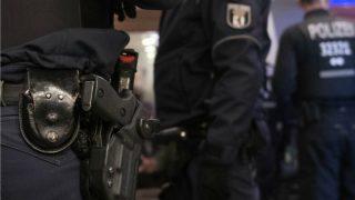 Берлинский полицейский задержан по подозрению в коррупции
