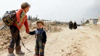 Сексуальное насилие - главная стратегия войны в Сирии