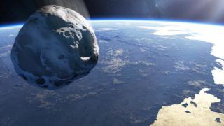 В NASA вычислили, когда смертоносный астероид столкнется с Землей
