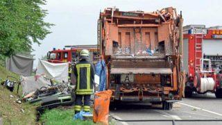 Мусоровоз убил семью из пяти человек: водителю дали год условно