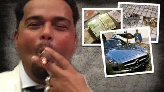 Дорогие машины, украшения и сигары: мужчина несколько лет обманом получал Hartz IV