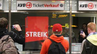 Забастовка работников общественного транспорта - не повод для опоздания на работу