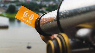 Еврокомиссия собирается обеспечить европейские города бесплатным Wi-Fi