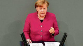 Ангела Меркель рассказала как будет жить Германия