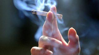 Из-за сигареты мужчина отсидит срок