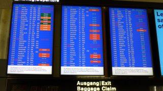 Берлинский аэропорт потратит €500000 на замену экранов, которые ни разу не включались