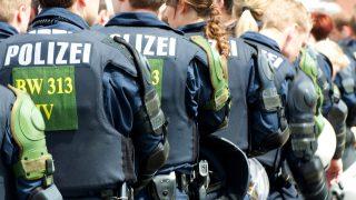 На центральном вокзале Франкфурта прошли антитеррористические учения