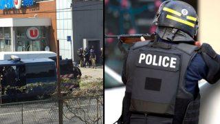 Теракт во Франции: четверо человек погибли