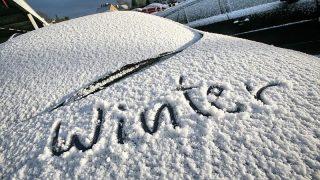 В Германию снова идут снегопады и сильные морозы