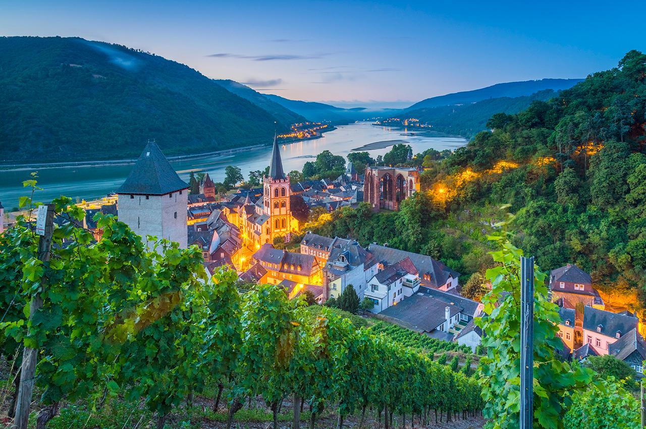 Галерея: 10 самых красивых маленьких городов Германии, о которых вы точно не слышали