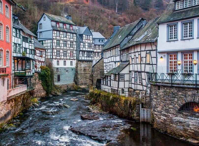 Галерея: 10 самых красивых маленьких городов Германии, о которых вы точно не слышали рис 5