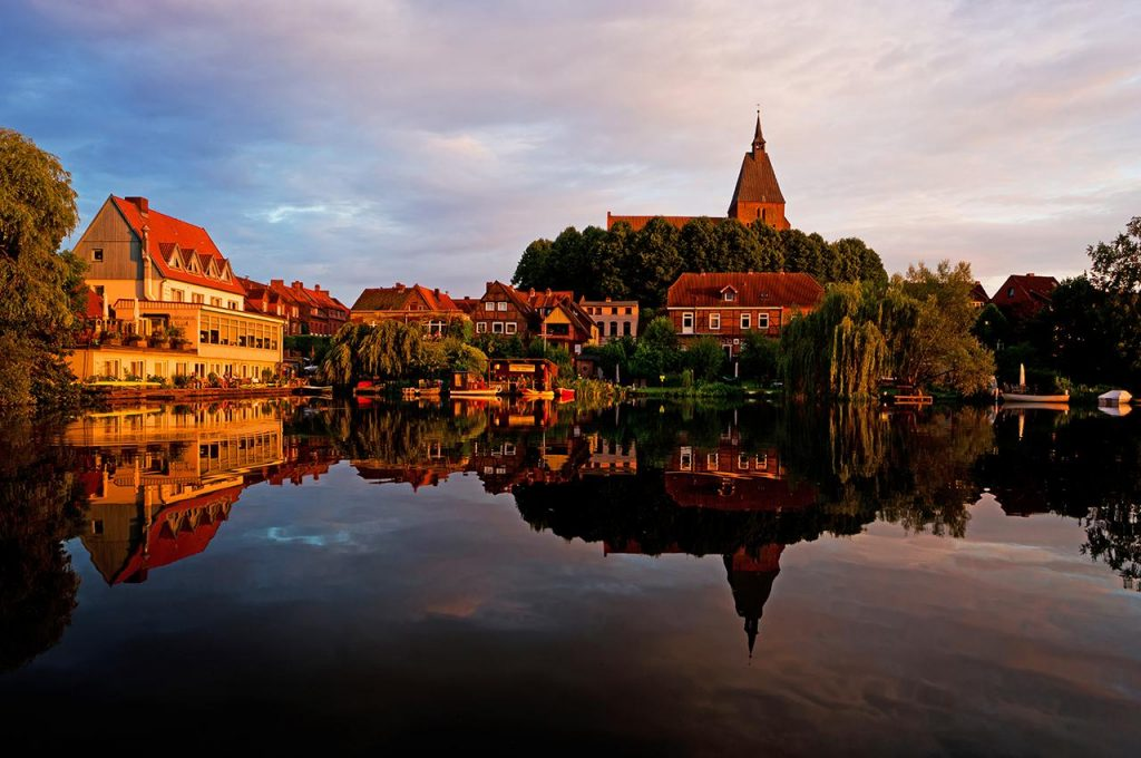 Досуг: 10 самых красивых маленьких городов Германии, о которых вы точно не слышали