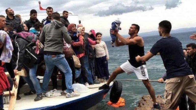 Политика: Германия примет еще 10 тыс беженцев из Северной Африки и Ближнего Востока
