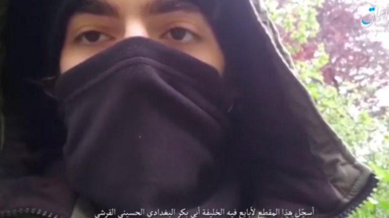 Общество: Французский террорист призывает сторонников к терактам в Германии