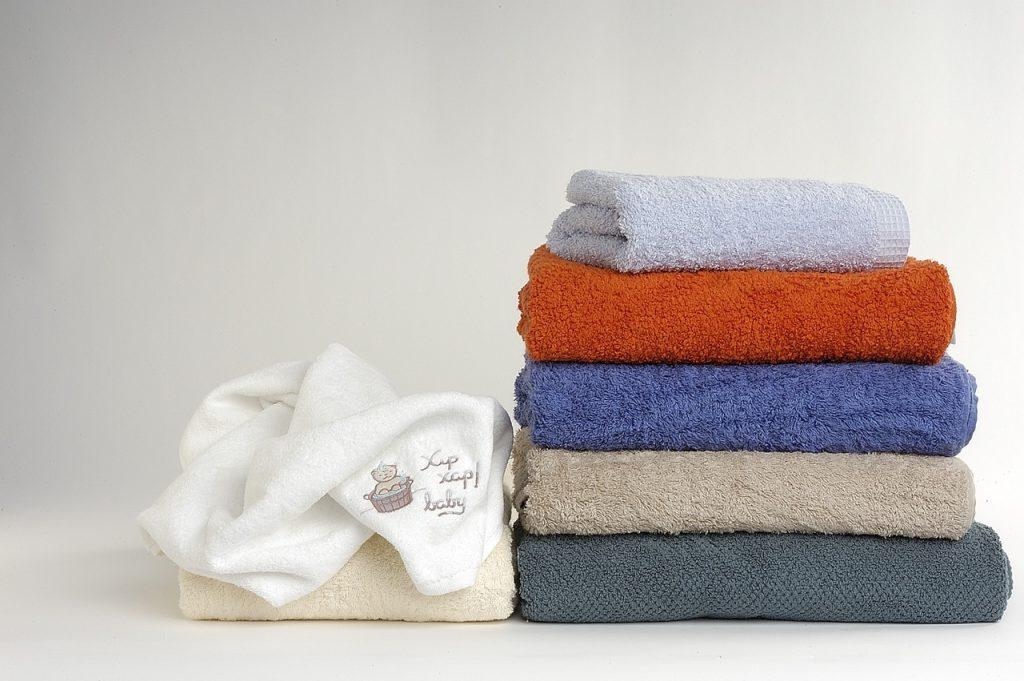 Полезные советы: Как часто нужно менять полотенца?