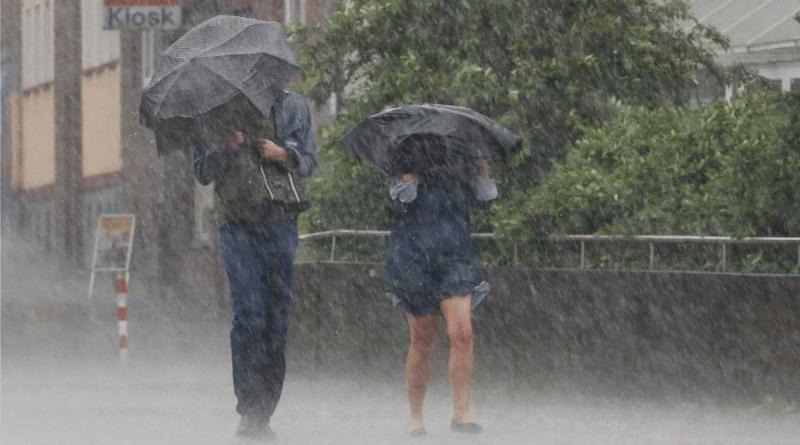 Погода: Выходные в Германии: где пройдут ливни и грозы, а где будет сухо и ясно?