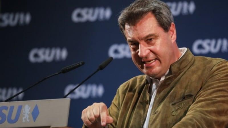 Политика: Бавария ускорит депортацию беженцев