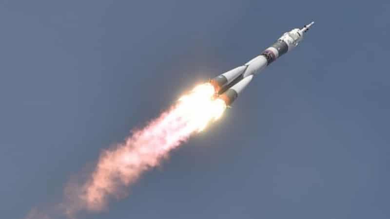 Отовсюду обо всем: Первый немецкий командир МКС Александр Герст полетел в космос