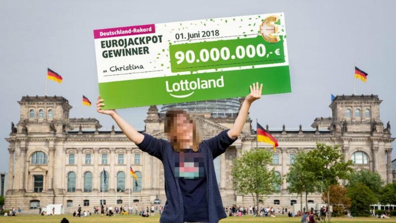 Общество: Уборщица из Берлина выиграла €90 000 000