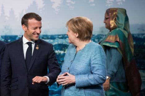 Политика: Франция и Германия продолжают искать компромисс в грядущей реформе Еврозоны