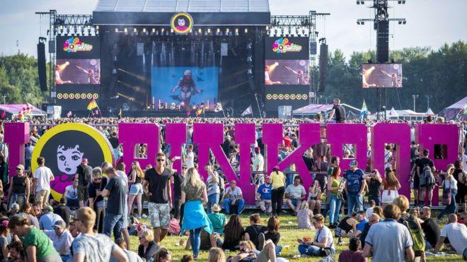 Отовсюду обо всем: Возможный теракт на фестивале в Нидерландах: трое ранены, один погибший
