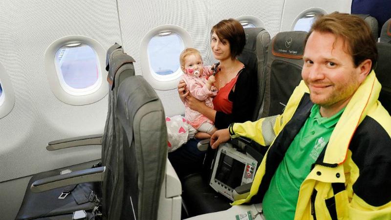 Общество: Маленькая Ария летит за новым сердцем