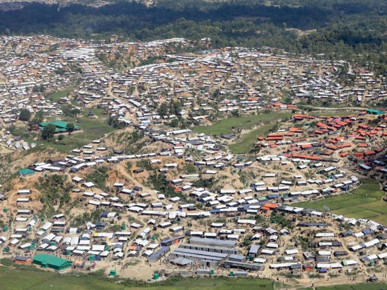 Отовсюду обо всем: Грустный факт: в мире никогда не было так много беженцев рис 2