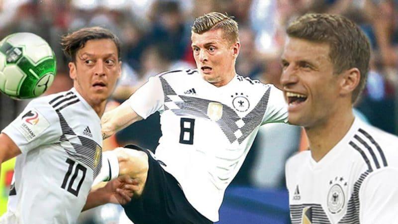 Деньги: Сколько зарабатывают немецкие футболисты?