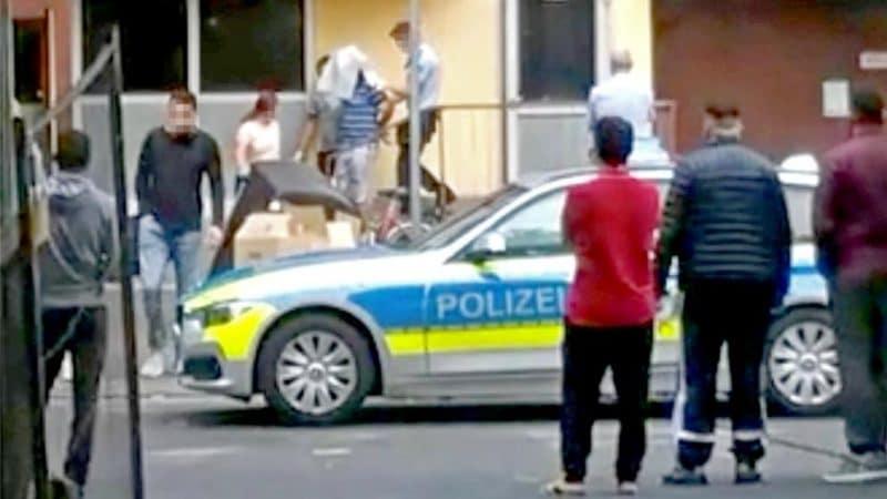 Происшествия: Полиция задержала тунисца, который готовил террористическую атаку в Кельне