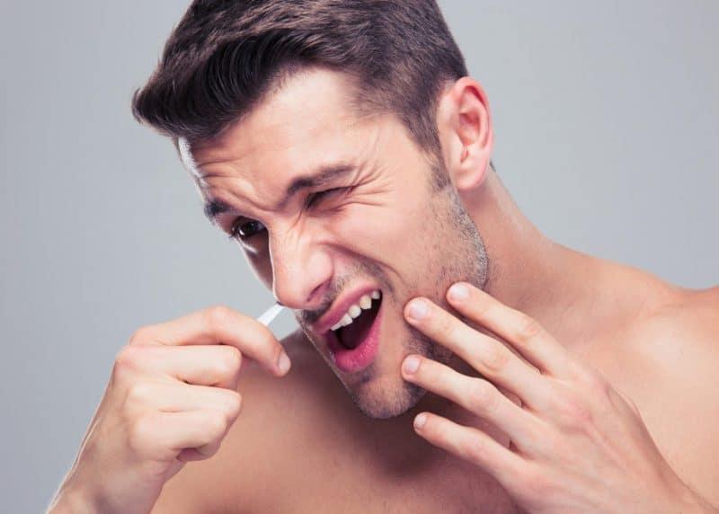Здоровье: Осторожно! Выдергивание волосков из носа смертельно опасно!