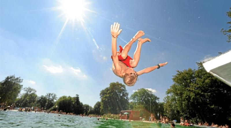 Погода: Аномальная жара: Германия приблизится к отметке +40°C