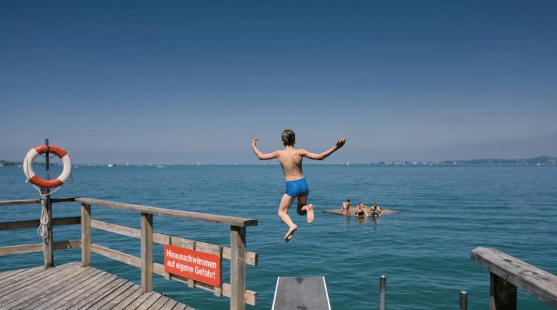 Досуг: Пять лучших озер для отдыха в Германии