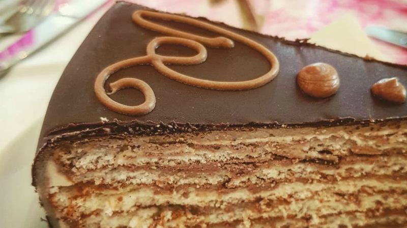 Досуг: Немецкая кулинария: торты с оригинальными названиями