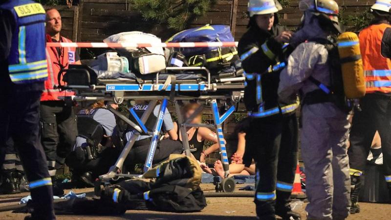 Происшествия: В Саарланде совершена кислотная атака на бордель
