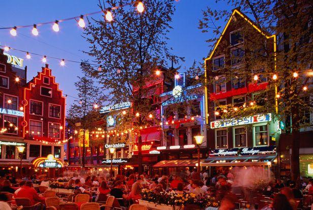 Отовсюду обо всем: Ночные улицы Амстердама опасны для туристов