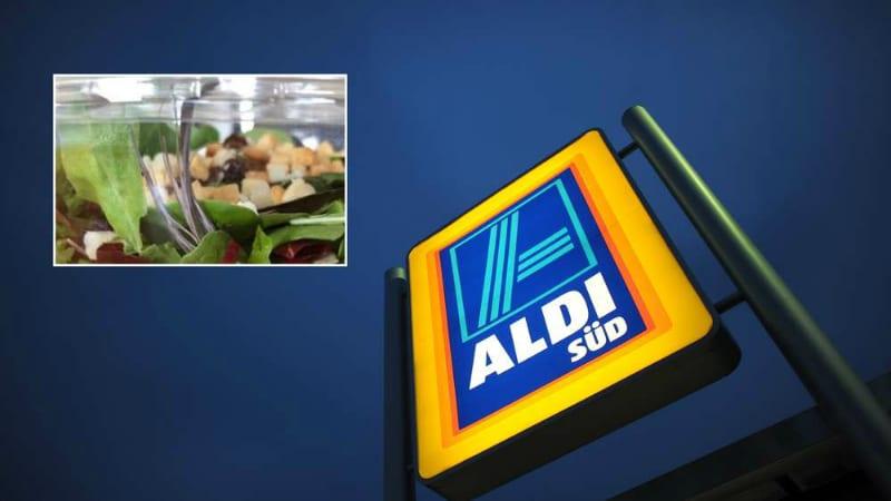 Общество: Обед из Aldi напрочь испортил женщине аппетит