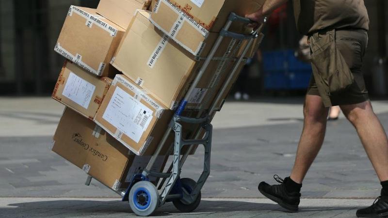 Общество: Адресная доставка пакетов скоро будет платной