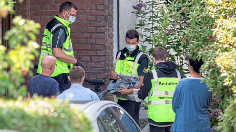 Происшествия: Семейная драма в Мюльхайме: женщина обнаружила тела дочери и внучек