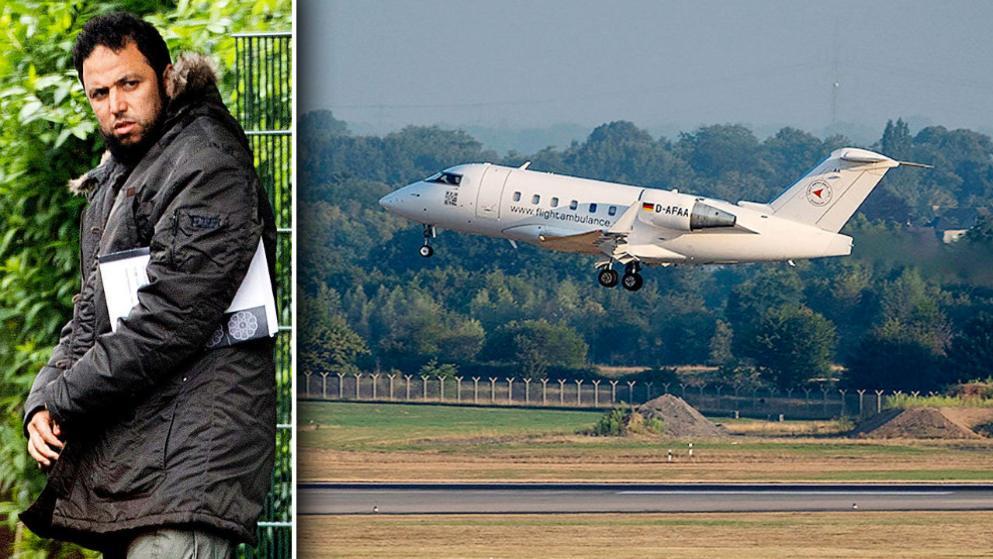 Общество: Депортация телохранителя бен Ладена обошлась Германии в €35 тыс.