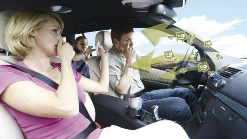 Полезные советы: Советы для водителей: как устранить неприятный запах в автомобиле