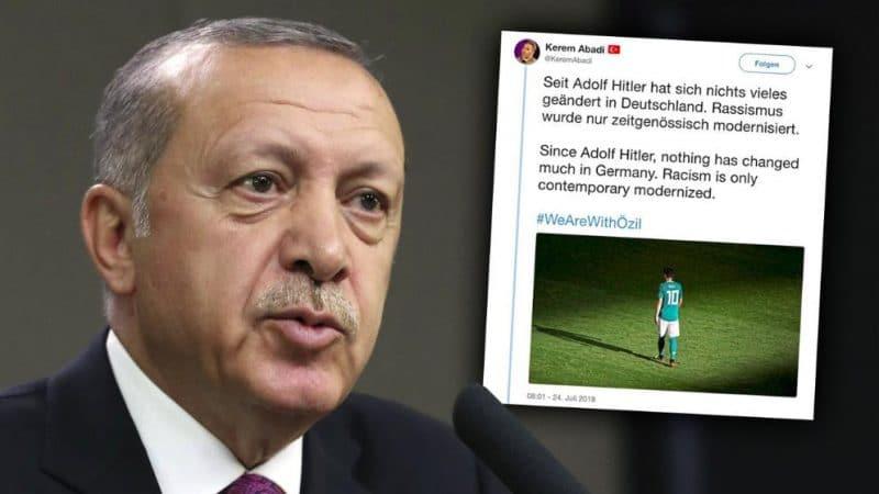 Отовсюду обо всем: Эрдоган развернул «кампанию ненависти» против Германии