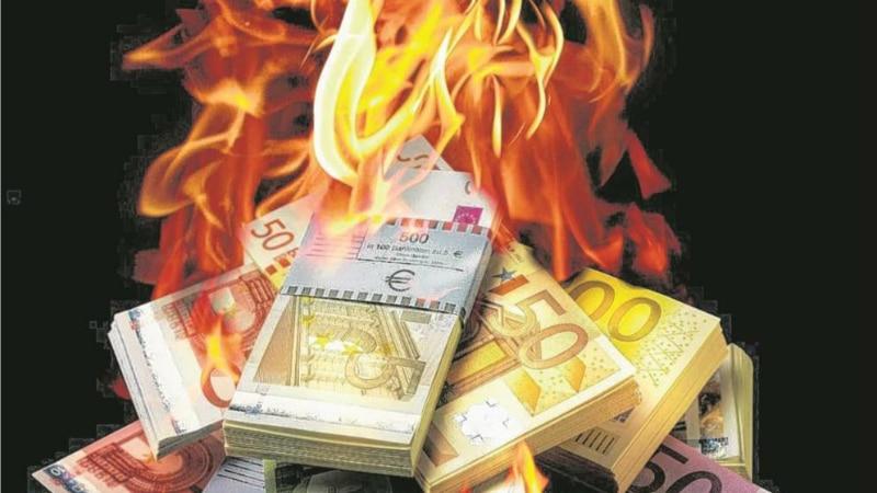 Деньги: В Пенсионном фонде Германии сгорело €50 млн