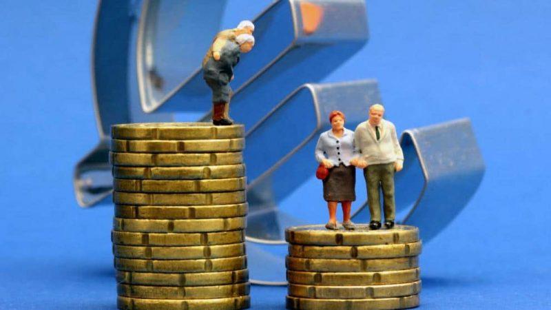 Деньги: Пенсия в Германии: новые цифры