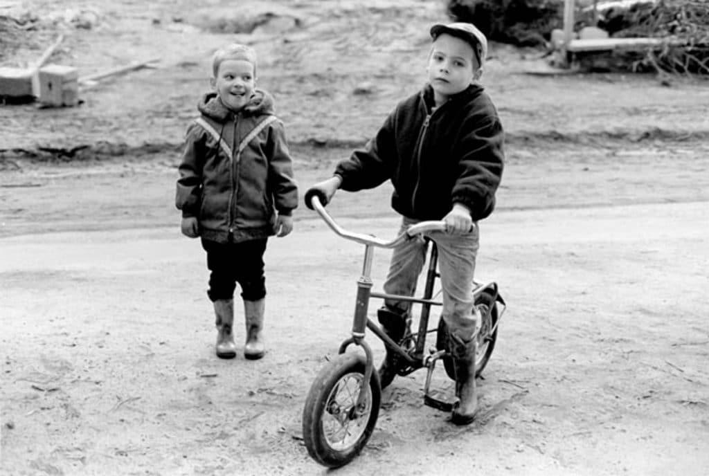 Общество: Назад в прошлое: раньше детство было счастливее и опаснее