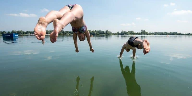Закон и право: Плавание голышом, дайвинг и поиск сокровищ: что запрещено в Германии