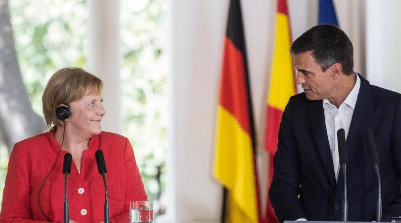Общество: Меркель назвала Дублинское соглашение о беженцах нерабочим
