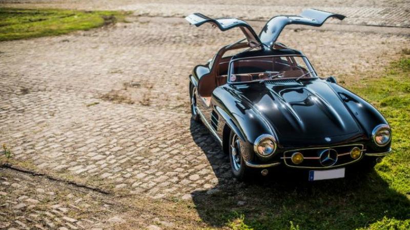 Происшествия: Предприниматель предлагает выкуп за свою украденную машину – €250000