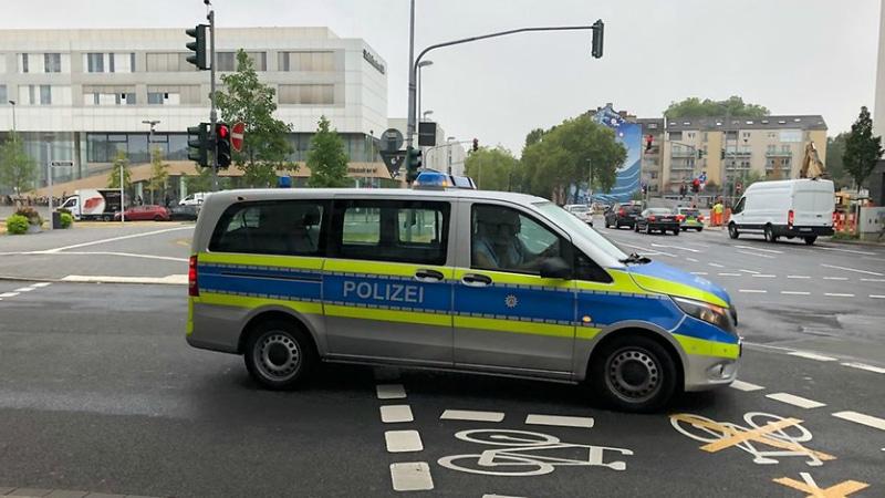 Происшествия: Ножевая атака в Дюссельдорфе. Жертва умерла